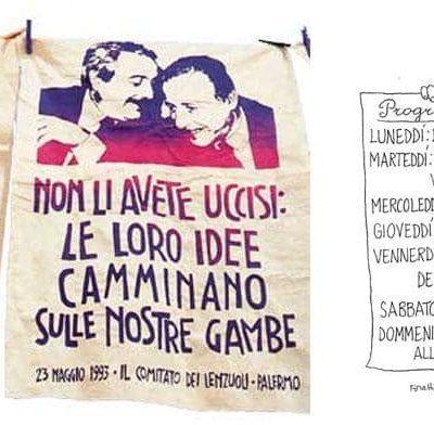 Falcone, Borsellino, Forattini