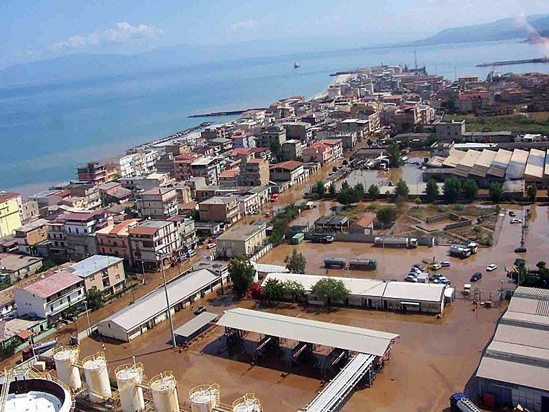 Alluvione Vibo Marina