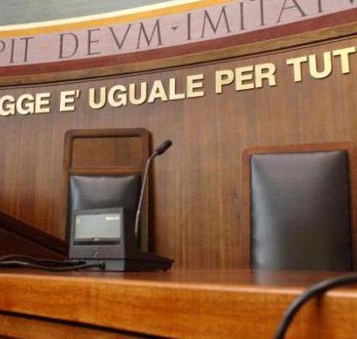 Aula di Tribunale