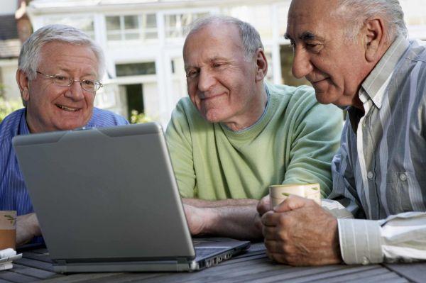 Anziani e web