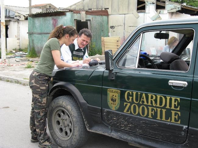 Guardie WWF Italia