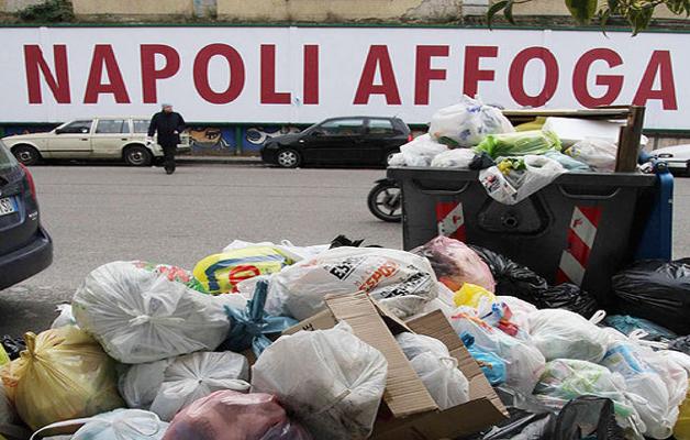 Rifiuti in Campania