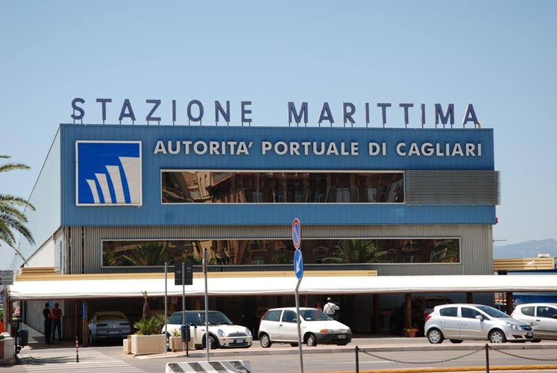 Stazione Marittima di Cagliari