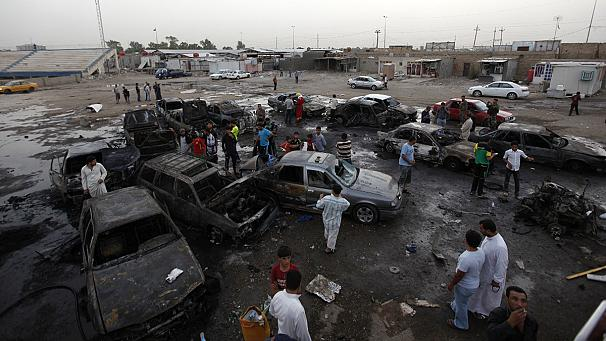 Attentato Bagdad