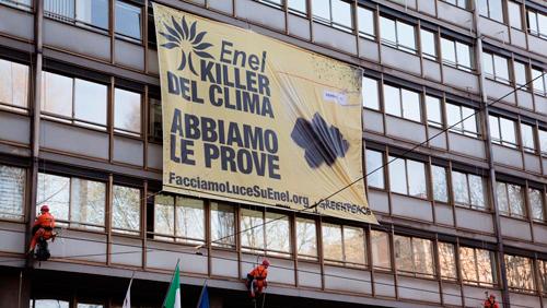 Enel Greenpeace