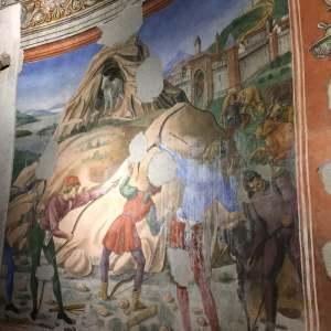 L'apparizione del toro/angelo sul monte Gargano