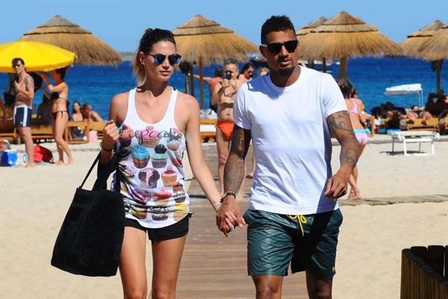 Matrimonio Spiaggia Calabria : Melissa satta e kevin prince boateng hanno scelto porto