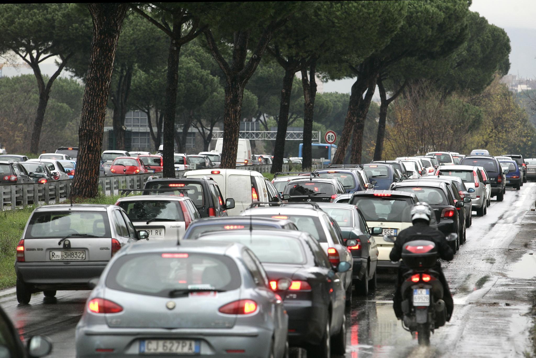 Palermo è la capitale italiana del rumore da traffico