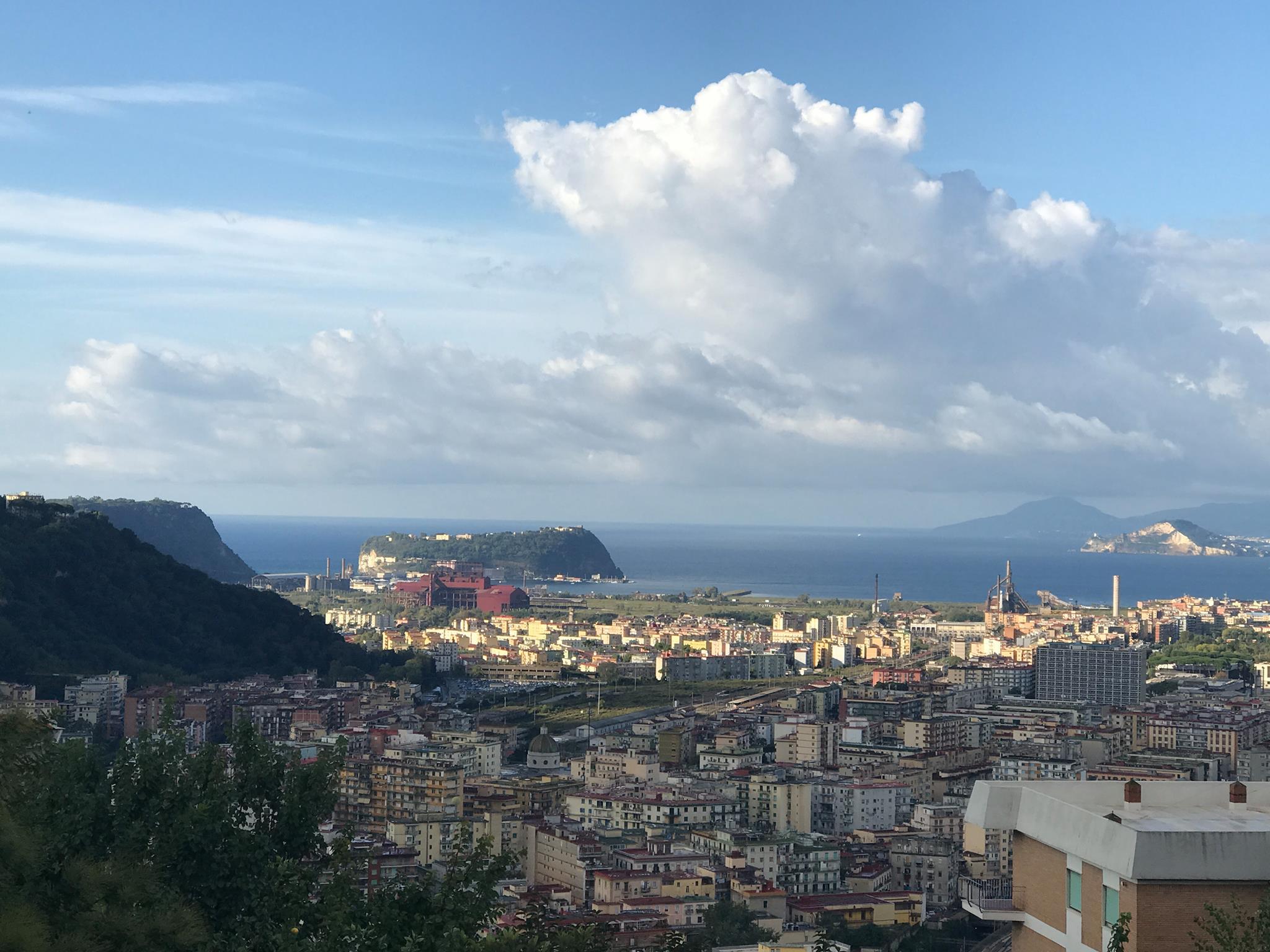 Bagnoli E Fuorigrotta Quartieri Di Napoli Dimenticati