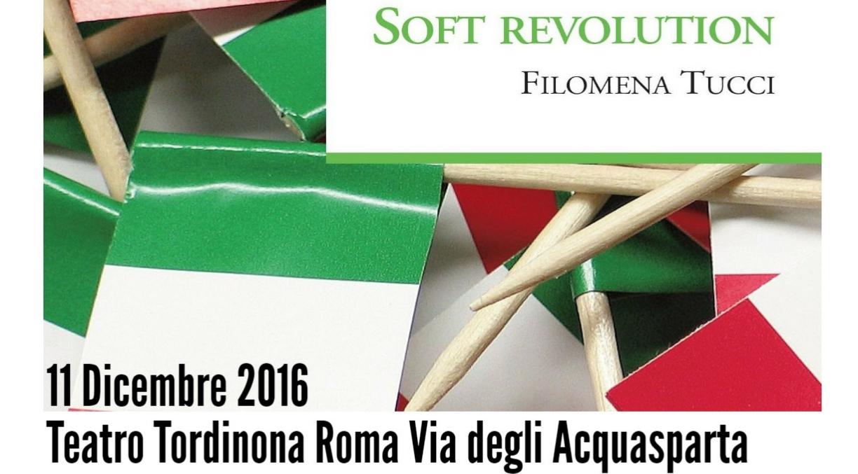 A roma si presenta il libro 39 soft revolution 39 for Soft revolution