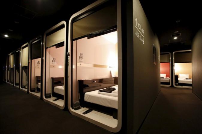 BenBo, all'aeroporto di Capodichino il primo capsule hotel d'Italia