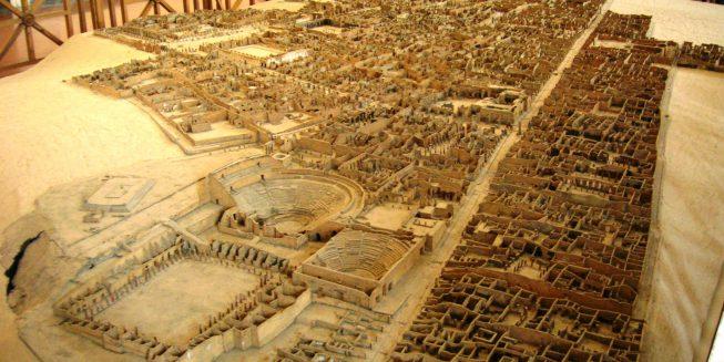 Plastico di Pompei