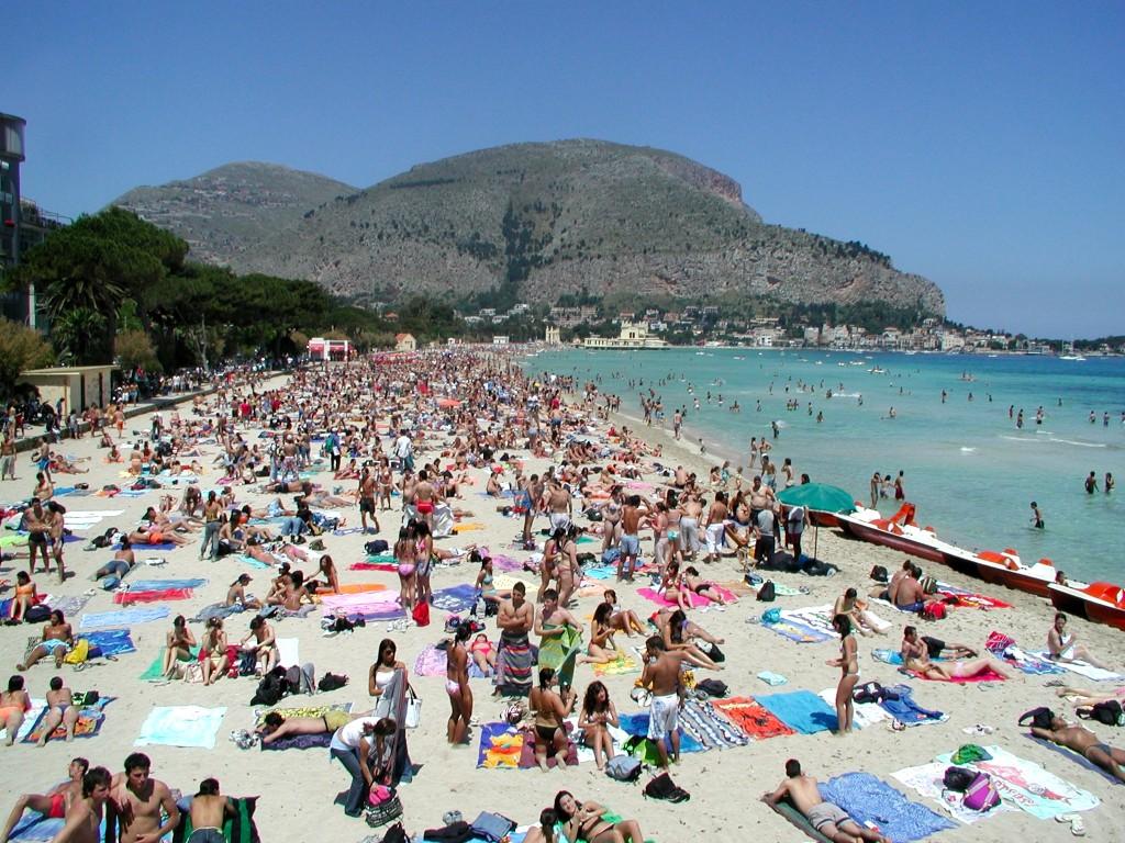 Nel 2100 a Palermo il caldo sarà 'infernale' (se non si fa qualcosa...)