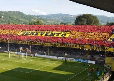 Tifosi Benevento