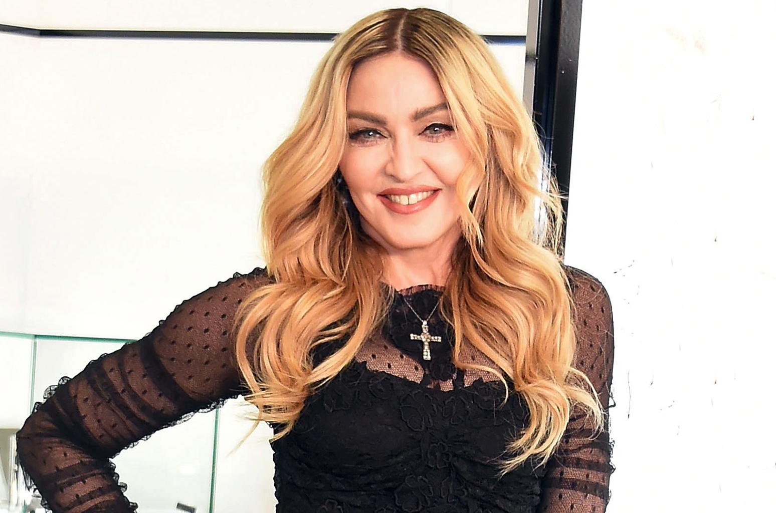 Madonna Festeggera Il Suo Compleanno In Puglia