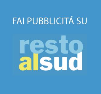 pubblicità su Restoalsud