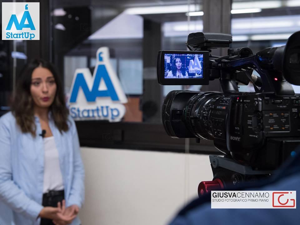 Chiamata all'Ordine per le Startup di Napoli