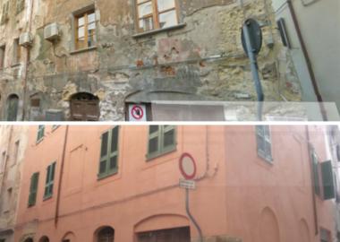 Interventi di riqualificaziome a Sassari
