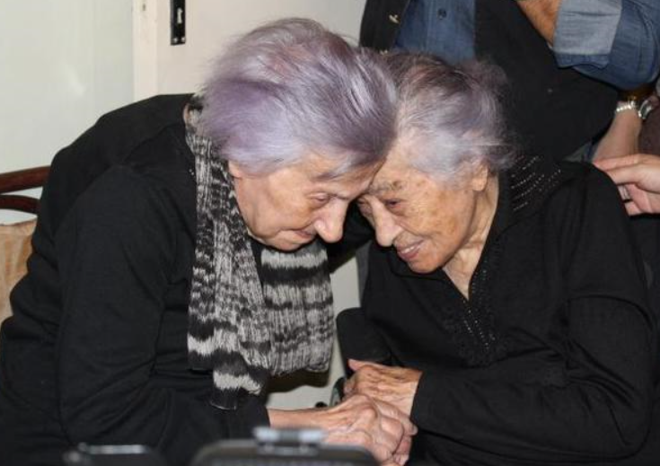 Canicattì, sorelle ultracentenarie