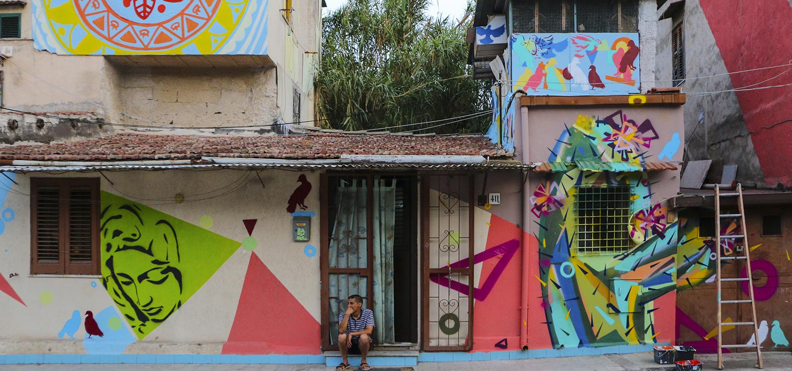 Circo Danisinni a Palermo