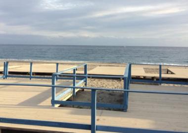 Spiaggia San Valentino beach