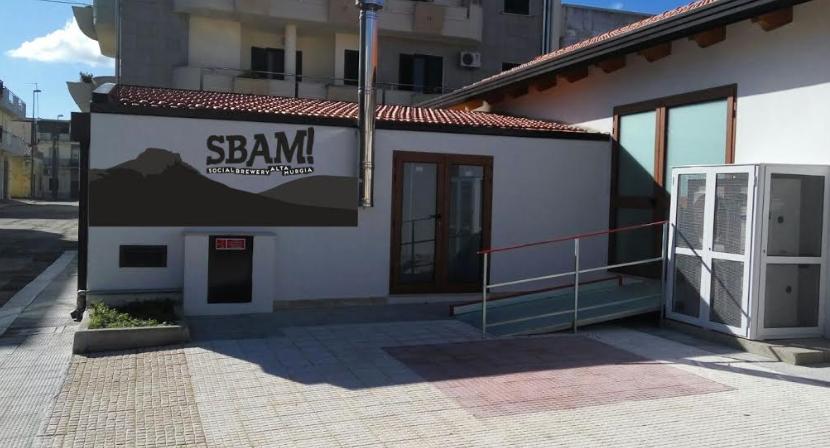 La birreria sociale Sbam