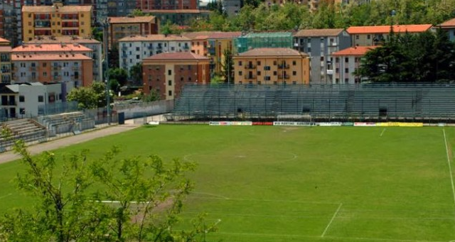 Stadio Viviani, Potenza