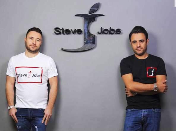 Marchio Steve Jobs