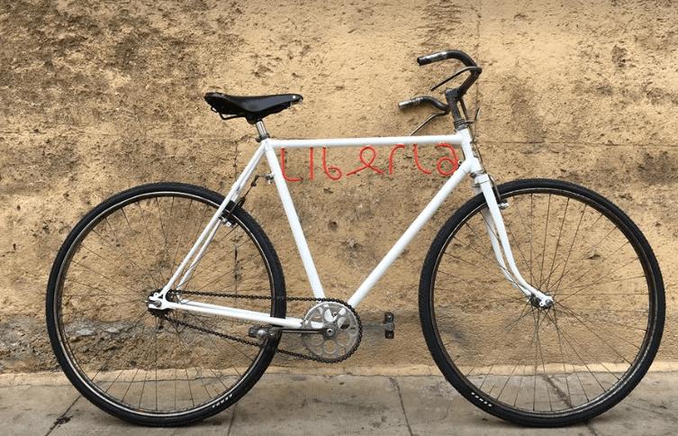 Bicicletta Libertà