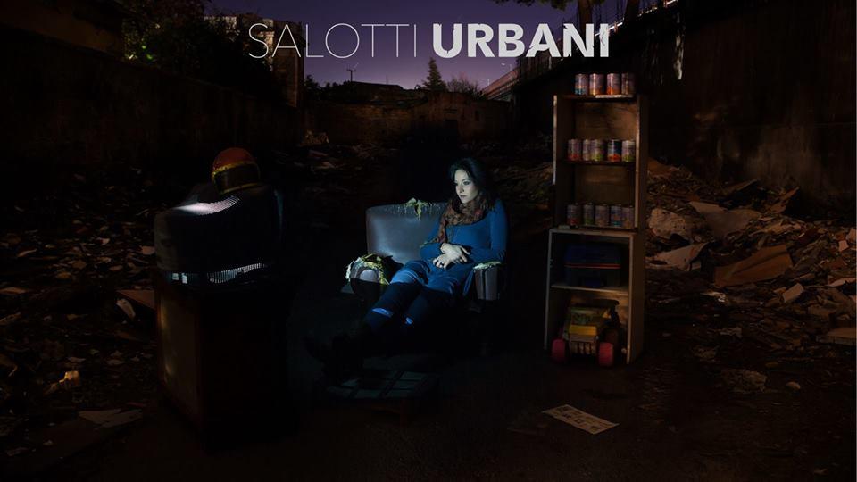 Set fotografico Salotti urbani