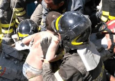 Ciro, piccolo eroe terremoto Ischia