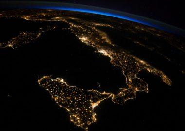 Libro su Italia Sud