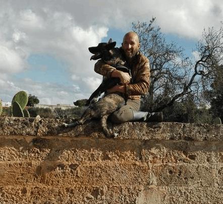 Il cane Lupo