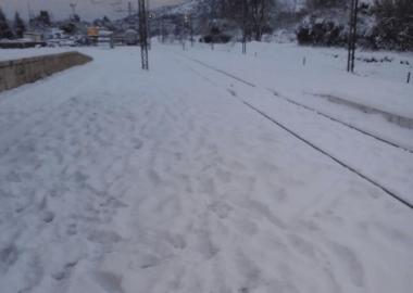 Neve Ferrovie Gargano