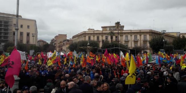 Foggia, Giornata contro le mafie di Libera