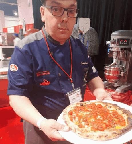 Pizzaiolo Palermo