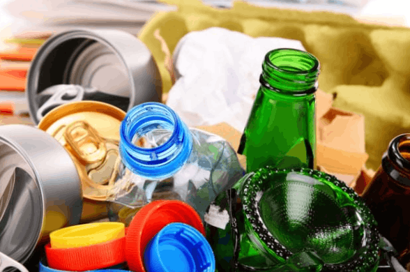 Multa per i rifiuti