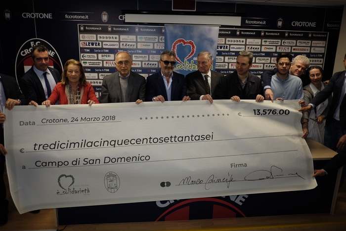 Raccolta fondi Crotone
