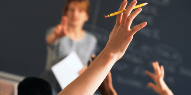 Insegnanti sbeffeggiati