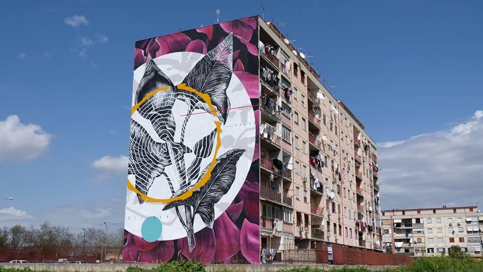 Street art Parco dei Murales