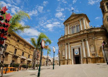 Il borgo di Sambuca di Sicilia