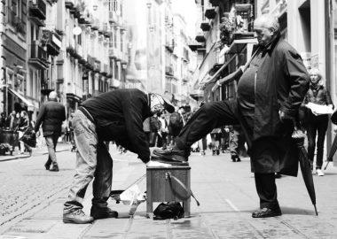 Addio all'ultimo sciuscià di Napoli