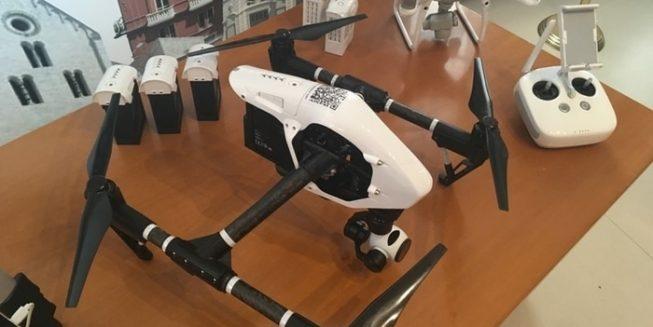 Droni alla polizia municipale