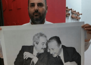 Gennaro Ciliberto, testimone di giustizia contro la camorra
