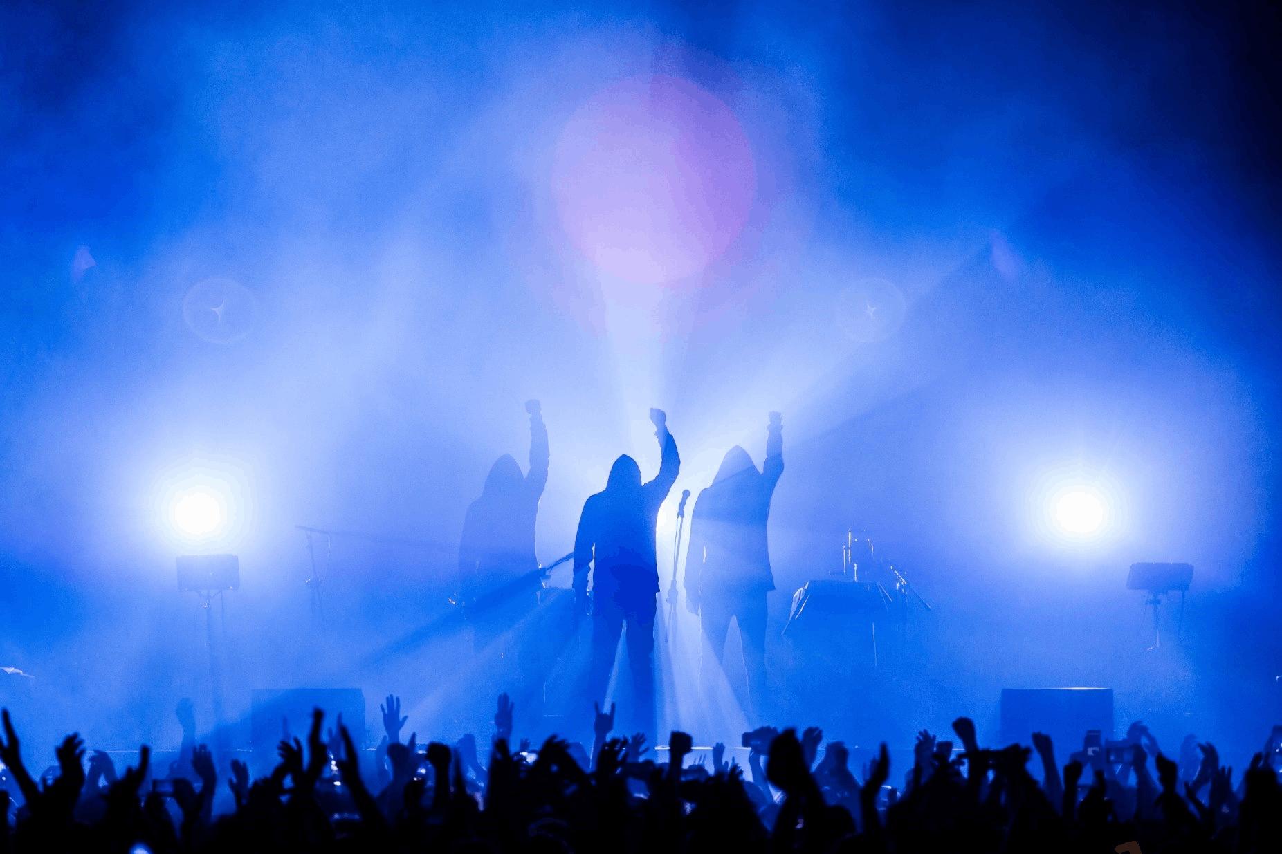 Il concerto a Napoli di Liberato
