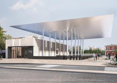 La nuova stazione di Matera progettata da Boeri