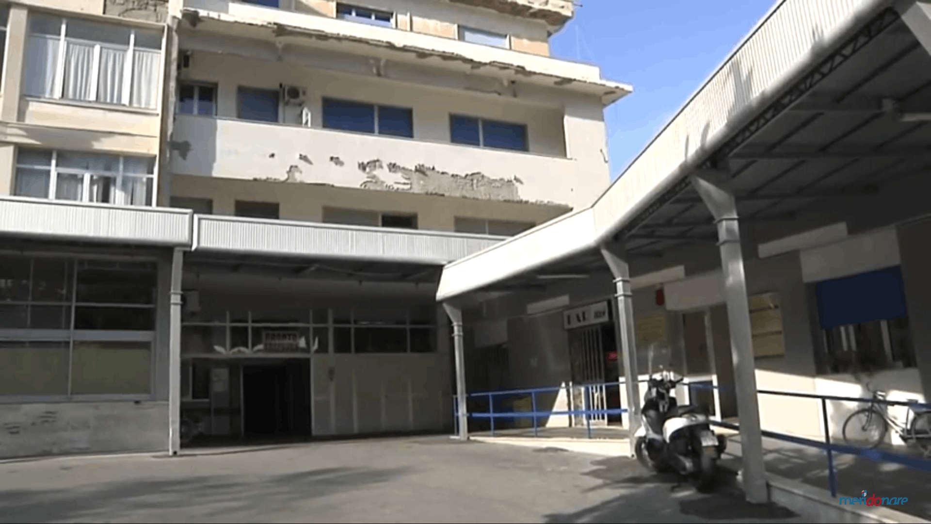 Crowdfunding Ospedale Sorrento