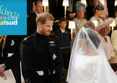 Scherzoalsud Royal wedding