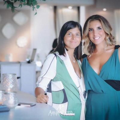 Le sorelle wedding planner Eugenia e Germana Di Giulio