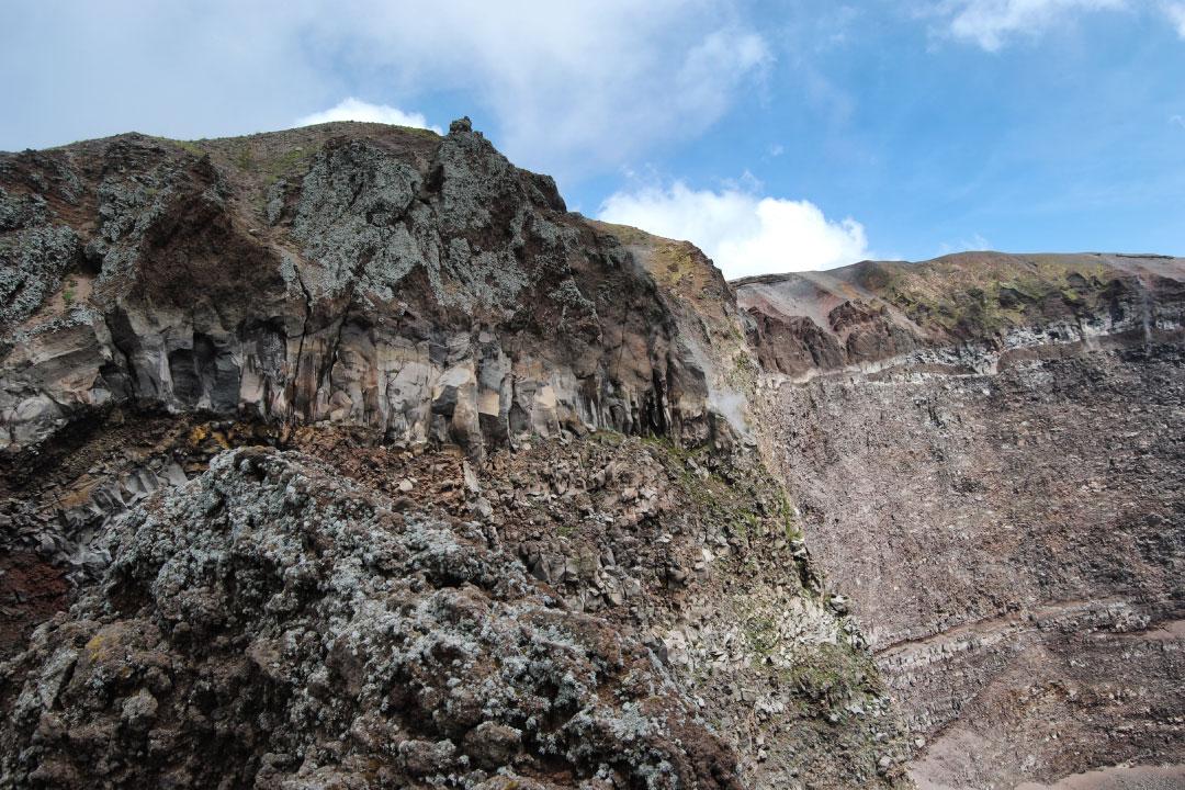 Vesuvio, boom di visitatori a Pasqua